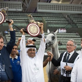 Qatar International Arabian Horses Championship 2017